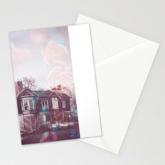 Coming Up Roses Stationery Cards