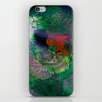 Bayou Mermaid iPhone & iPod Skin