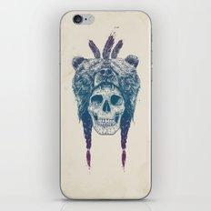 Dead shaman iPhone & iPod Skin