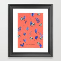 Uh Baby Baby It's A Wild… Framed Art Print