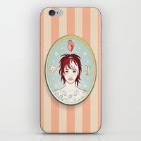Truth, Love, Beauty iPhone & iPod Skin