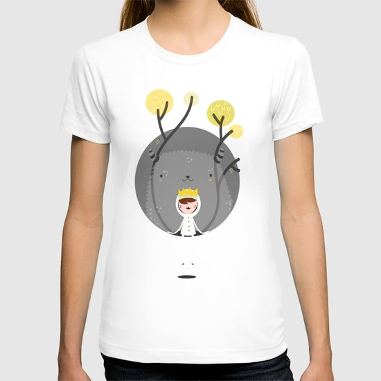 Where are the wild things? T-shirt