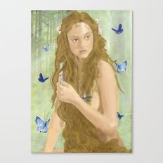 Nymphs 2 Canvas Print