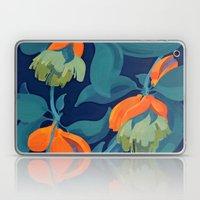Tropical Orange Fruit Tr… Laptop & iPad Skin