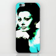 Sophia iPhone & iPod Skin