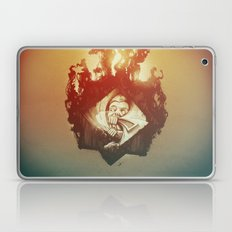 Claustrophobia Laptop & iPad Skin