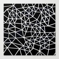 Segment Dense Canvas Print