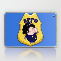 Hail To The Chief! Laptop & iPad Skin