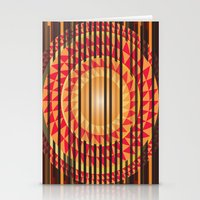Hidden Sun Stationery Cards