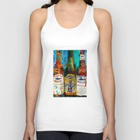 Dogfish Head Brewery Bee… Unisex Tank Top