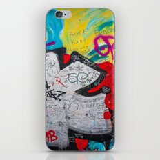 Berlin Wall iPhone & iPod Skin