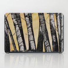 Row of Trees iPad Case