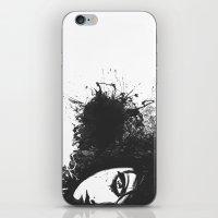 Lost Feelings iPhone & iPod Skin