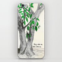 Sway With Me iPhone & iPod Skin