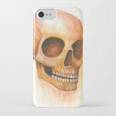 deaths grinning head Slim Case iPhone 7