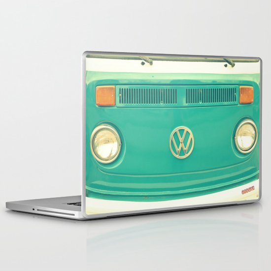Groovy VW Laptop & iPad Skin