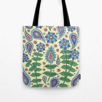 Wildflower Sunshine Tote Bag
