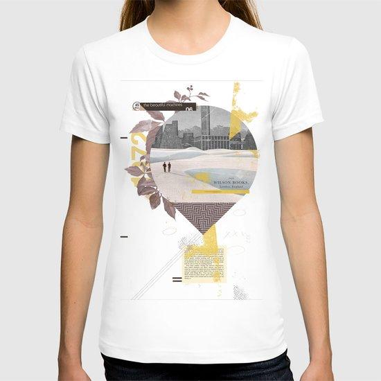 http://matthewbillington.com T-shirt