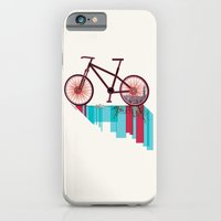 Discover Hong Kong Bicycle iPhone 6 Slim Case