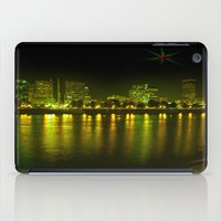 emerald city of roses iPad Case