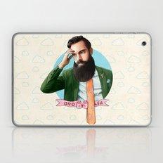 Mr. Montana Laptop & iPad Skin