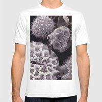 Tiny Universe Mens Fitted Tee White SMALL