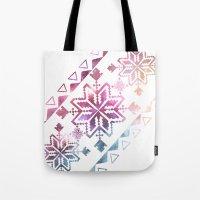Neo-Ro Pattern Tote Bag