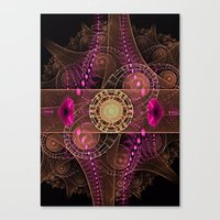 Abstract  Fractal 136    Canvas Print