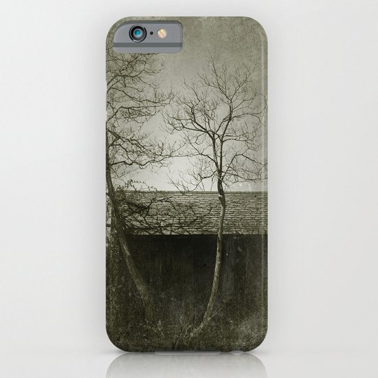 old house  iPhone & iPod Case