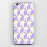 PastelCube iPhone & iPod Skin