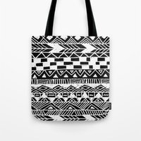 Tribal Tuesday Tote Bag