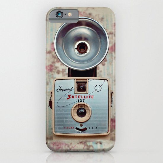Imperial Satellite 127 iPhone & iPod Case