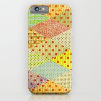 SPONGE CAKE / PATTERN SERIES 001 iPhone 6 Slim Case