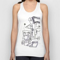 Project 5 Sab Unisex Tank Top