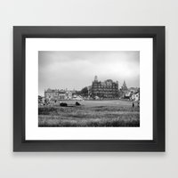 St. Andrews Framed Art Print
