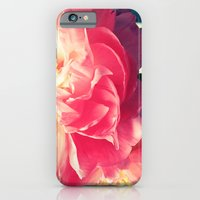 iPhone & iPod Case featuring Peony Love by Hilary Upton