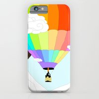iPhone & iPod Case featuring Because by Eran Mahalu