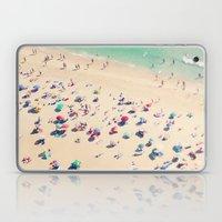 beach love - Nazare Laptop & iPad Skin