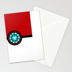 Pokeball Reactor Stationery Cards