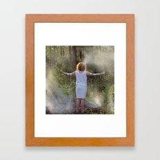 Powered Dreams Framed Art Print