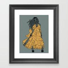 (Sorry) I Ain't Sorry Framed Art Print