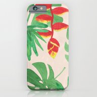 Tropical Canopy iPhone 6 Slim Case