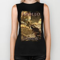 Apollo - Cover Art Biker Tank