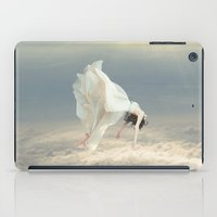Free Falling Dream iPad Case
