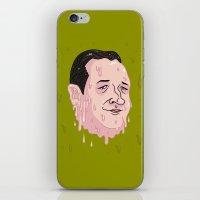 Ted Crooze iPhone & iPod Skin