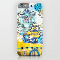 iPhone & iPod Case featuring Buddha by Paola Gonzalez