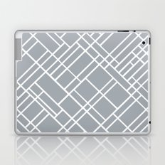 Map Outline Grey 45  Laptop & iPad Skin
