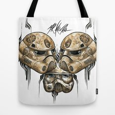 ZOMBIE IMPERIAL TROOPER  Tote Bag