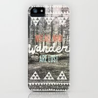 iPhone Cases featuring Wander by Wesley Bird