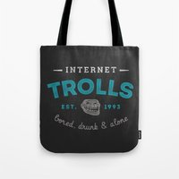 The Scourge Of The Inter… Tote Bag